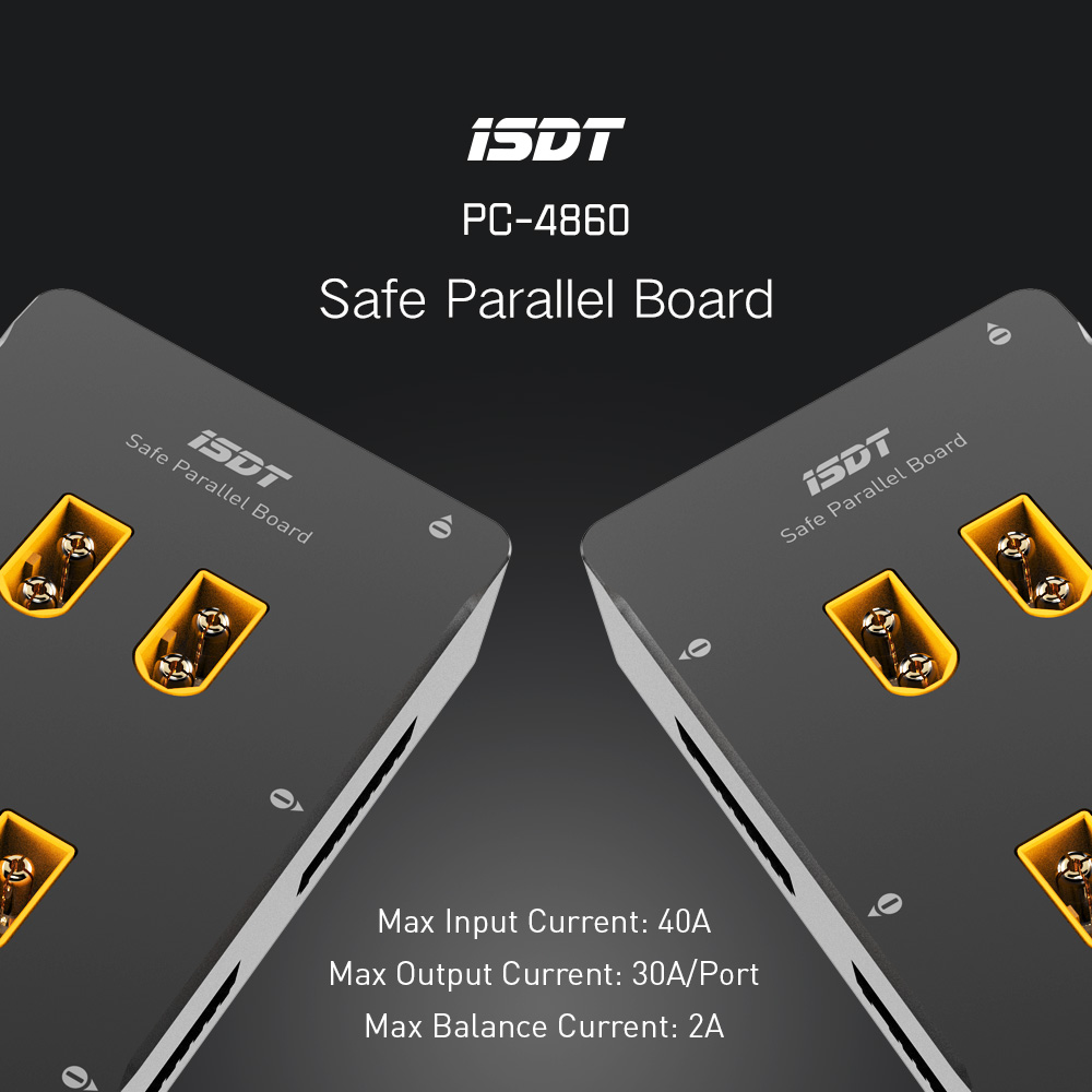 Astor ISDT PC-4860 SC-608 SC-620 chargeur et carte de charge
