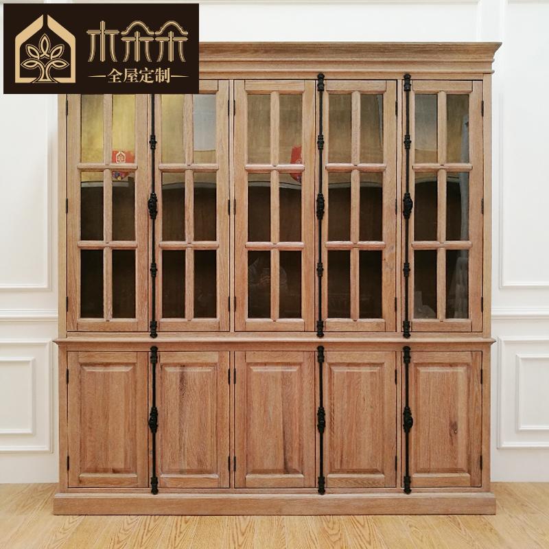 meble z drewna. po stronie rządu francuskiego i pierwotnego drewna litego wsi zamek. szklane drzwi rozsuwane drzwi na zamówienie.