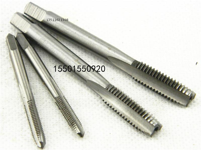 Tapping for American Standard tapping 1/2-121/2-131/2-201/2-24 high speed steel tap U.S. machine