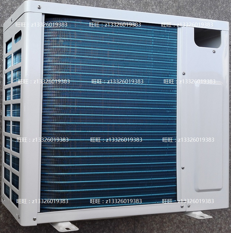 hogy hőszivattyú a külső levegő hűtő egység a kondenzátor párologtató hűtőházak 1匹 1,5 a 2 a 3 a 5 ló
