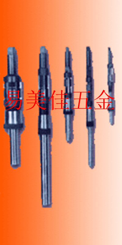 Specification of adjustable hand reamer for high speed steel M17-M19