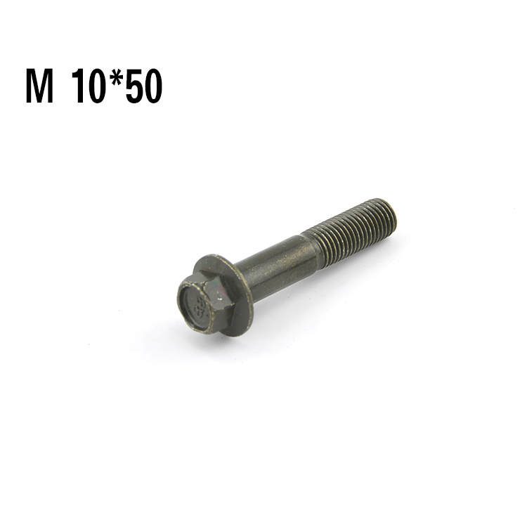 Outer six angle bolt M6M8M10M12 motorcycle shock absorber screw pedal electric shock absorber screw