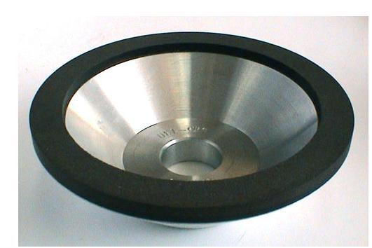 Resin bowl type grinding wheel steel and tungsten diamond wheel grinding machine grinder wheel 150*32*32