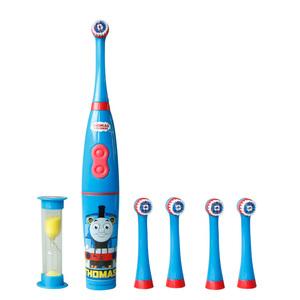 托马斯儿童电动牙刷软毛家用宝宝自动牙刷防水旋转式3-6-12岁小孩