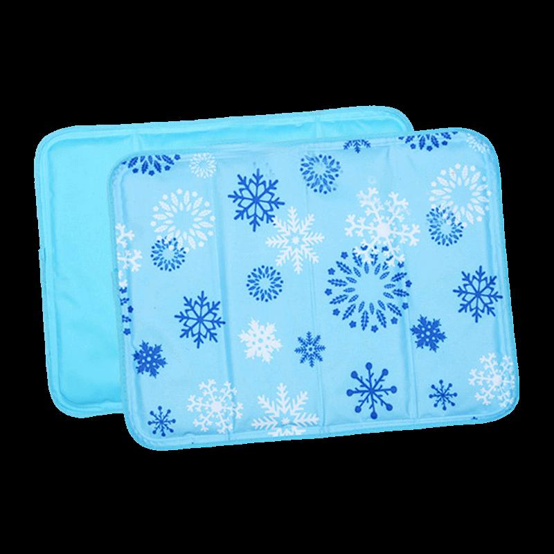μαξιλάρι το καλοκαίρι πάγο εδώ γραφείο μαξιλάρι αυτοκίνητο παγωμένο στήριγμα μαθητής παίρνει έναν υπνάκο στρώμα πάγου ψύξης και πάγο.
