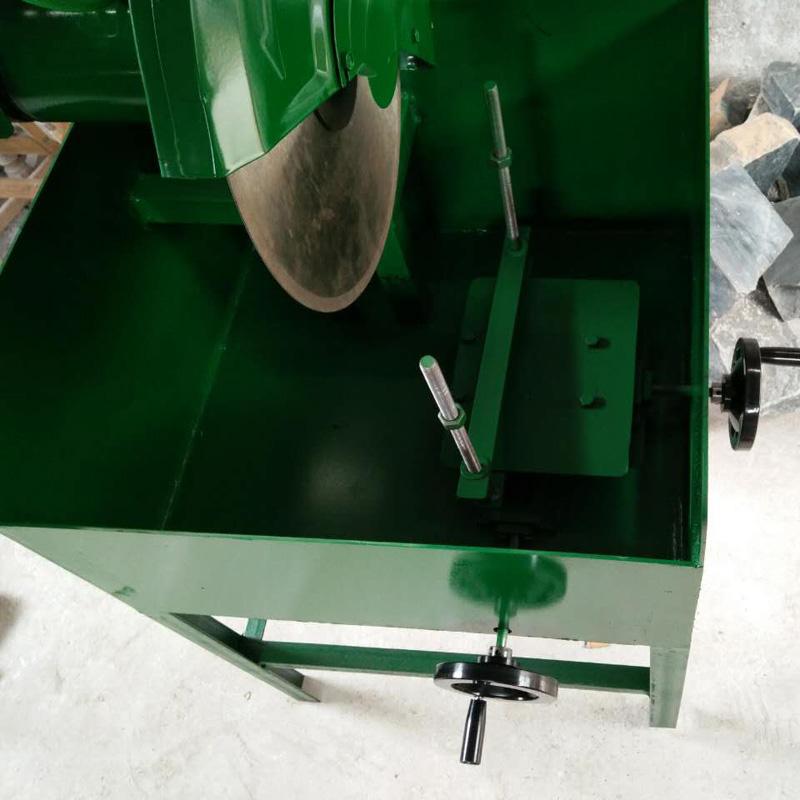 Der neue große macht 2200W14 zentimeter Wasser - Maschine Jade Cutter Onyx - Smaragd - Maschine - Maschine