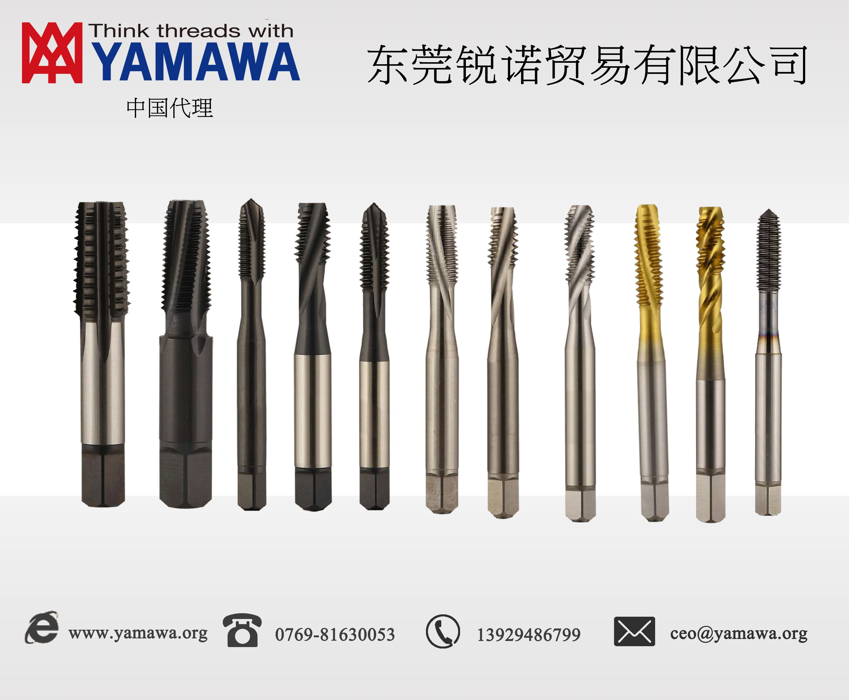 Importiert Japan yamawa TAP - zähne verlängert LS-PT1/41/83/8 für armaturen