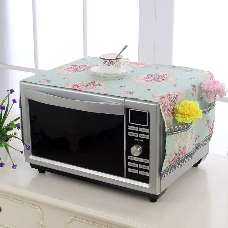 Galanz microwave oven microwave oven cover dustproof cover cover beauty oil cover microwave oven cover set cover towels