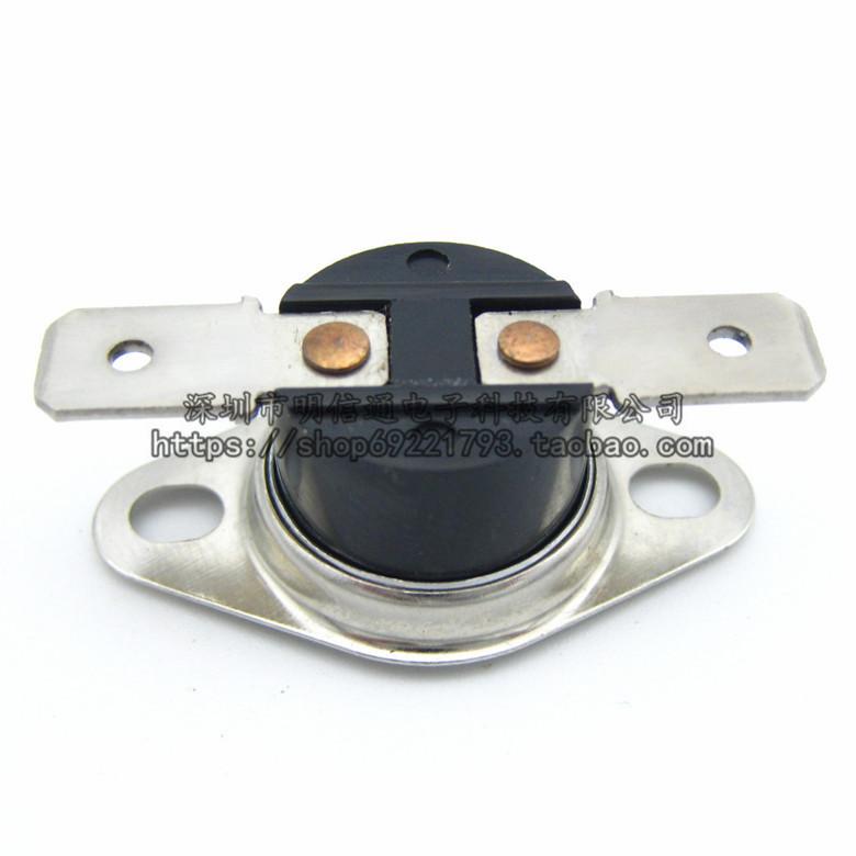 KSD301 переключатель регулирования температуры обычно открыты 50 градусов 50 градусов C250V10A перегрузки