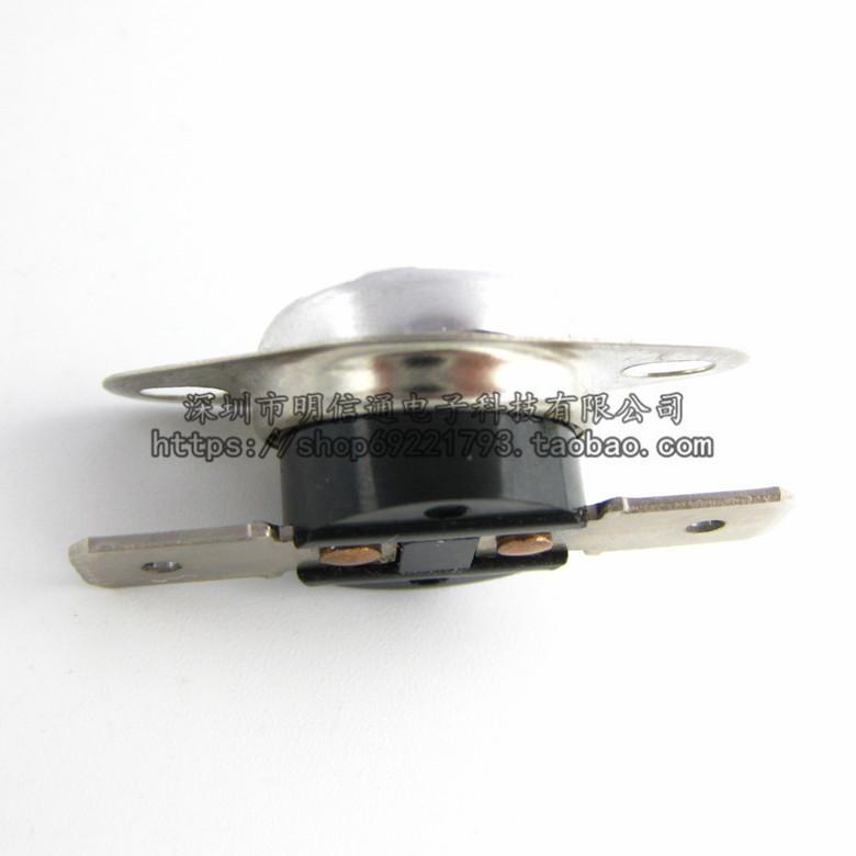 Il controllo della temperatura di 75 Gradi di apertura KSD301 interruttore C250V10A protettore di 75 Gradi