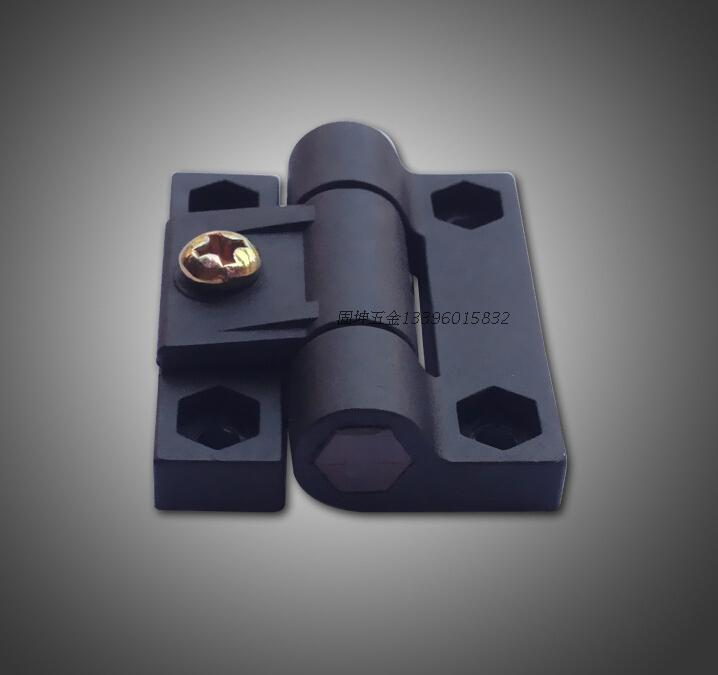 Plastic stop small hinge resistance positioning hinge E6 series torque door hinge angle stop hinge at any angle