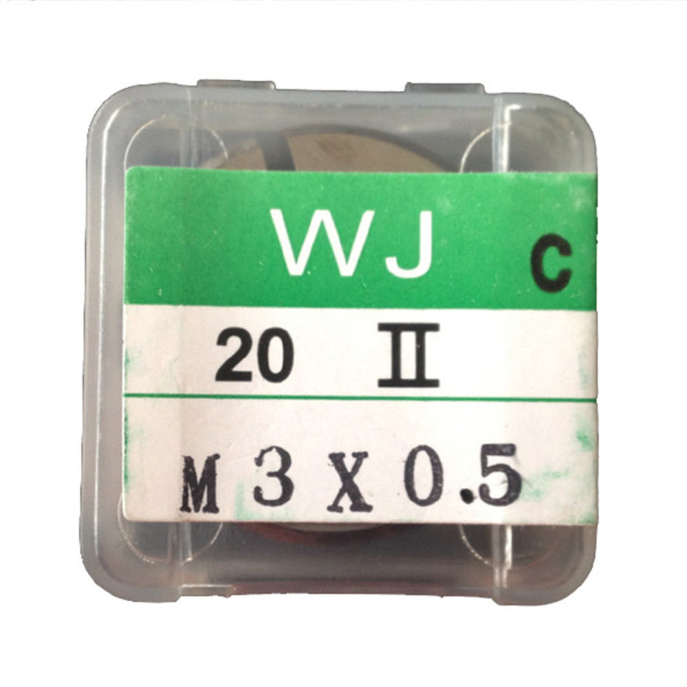 Taiwan WJ inch die precision high hardness tooth board inch 1/81/43/163/81/25/327/16 die
