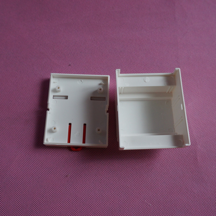 Guide housing / safety grid isolation module / instrument shell / plastic shell 4-02:88x72x59MM