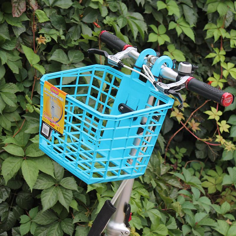OGK importados de Japón un carro canasta canasta de mascotas - bicicleta Bicicleta plegable de canasta o cesta poner