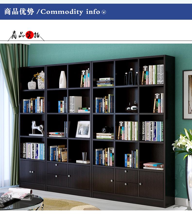 простой современный шкаф полки шкафы стеллажи простой свободной комбинации шкаф буфет специальный шкаф с дверь