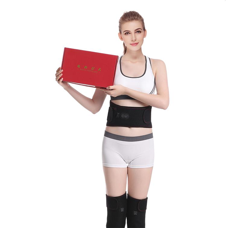 электрическое отопление защита пояса отопление поясничного диска напряжение прижигание талии массажеры поясничный припарка теплый дворец боль в спине летом отопление