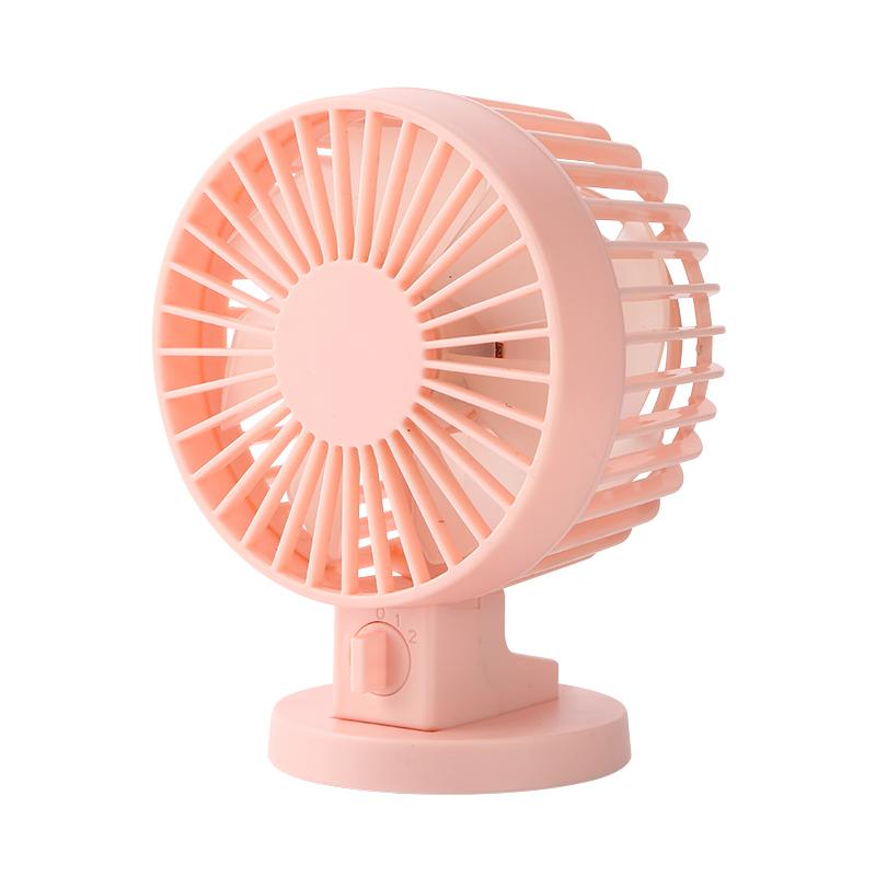 mały wiatrak typu mini - usb bez ostrza klimatyzacji w biurze urządzeń chłodniczych baterii wielokrotnego ładowania dla studentów.