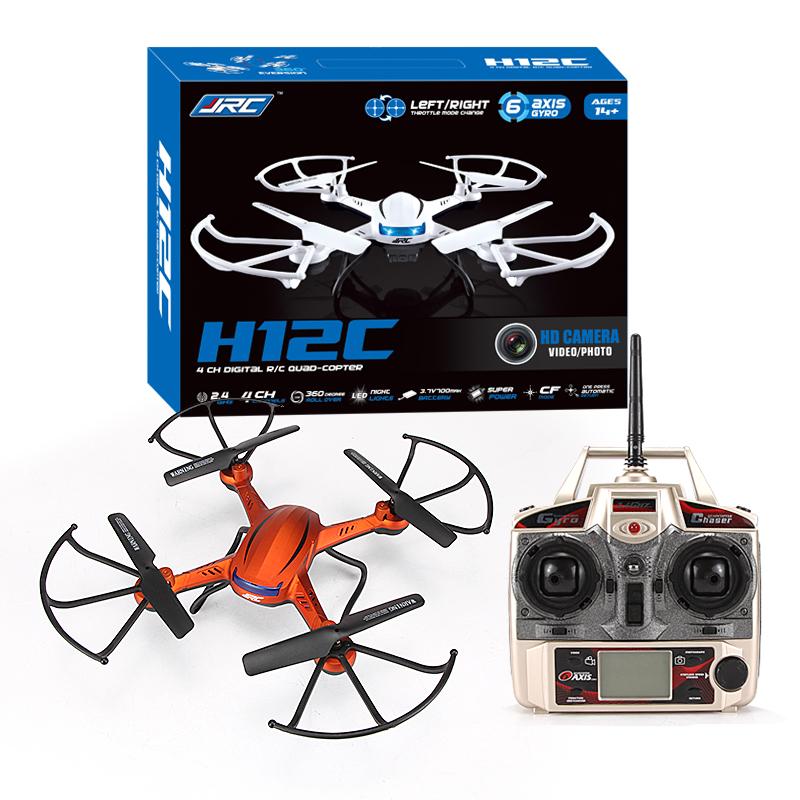 JJRC H12C τηλεχειριστήριο quadcopter HD Εναέρια επαγγελματική αγόρι drone ελικόπτερο παιχνίδι αντοχή στην πτώση