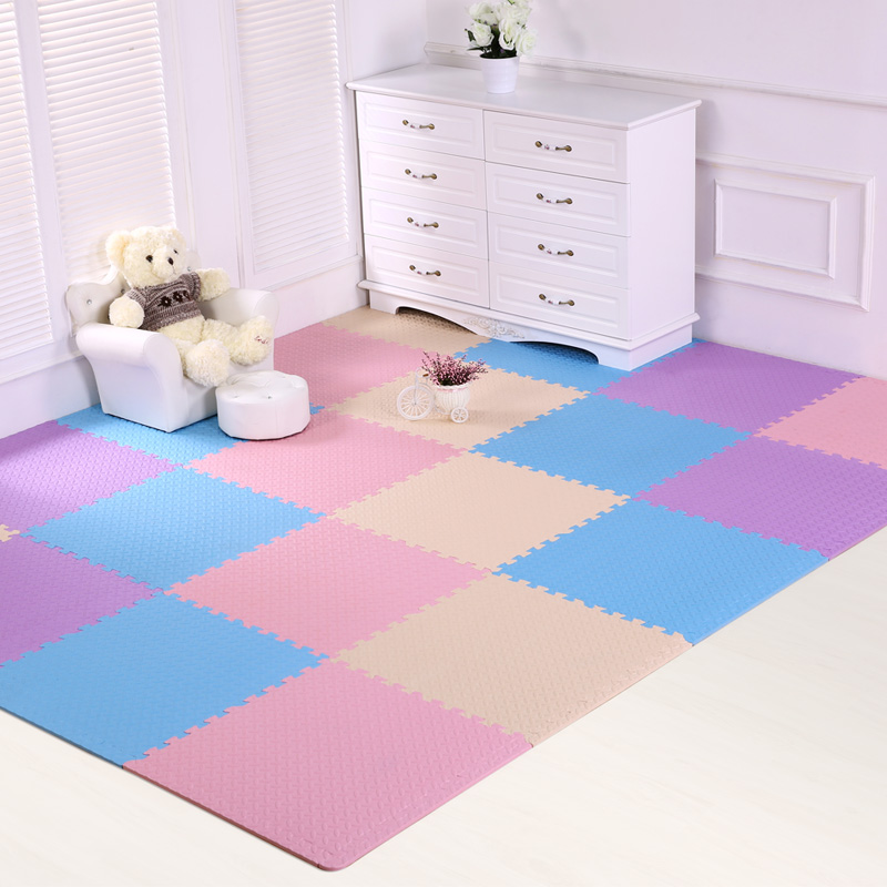 Thickened Infant Baby crawling pad pad pad tatami floor bedroom up child foam cushions
