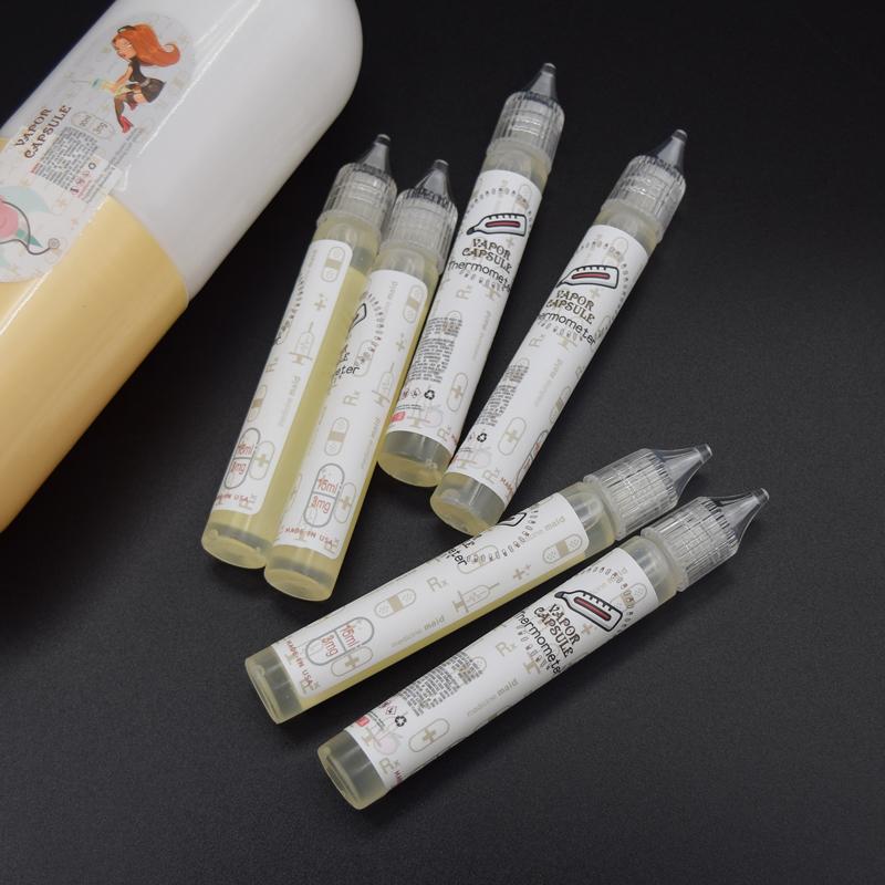 США VAPORCAPSULE импорт подлинные капсулы электронная сигарета шампанское черничный газировки