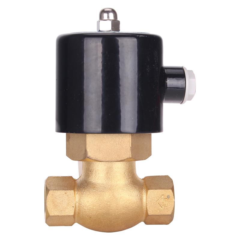 Válvula de latão de Alta resistência à temperatura de vapor de vapor válvula solenóide válvula de controle elétrica Da tubulação de vapor.