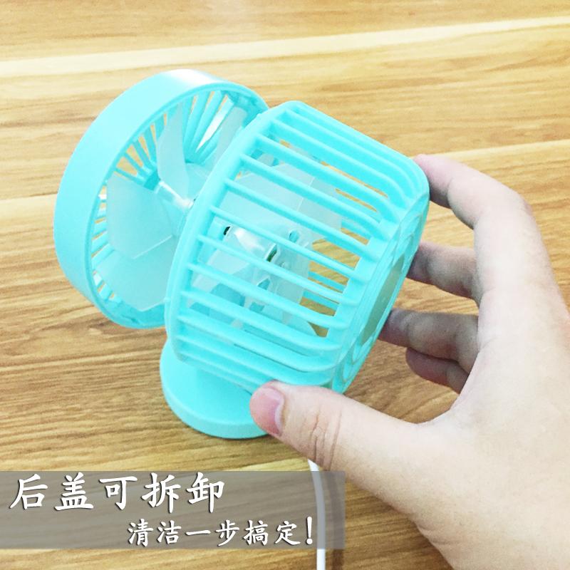 мини - вентилятор кровати настольного Mute маленький вентилятор студенческие общежития бытовой офис usb портативный вентилятор