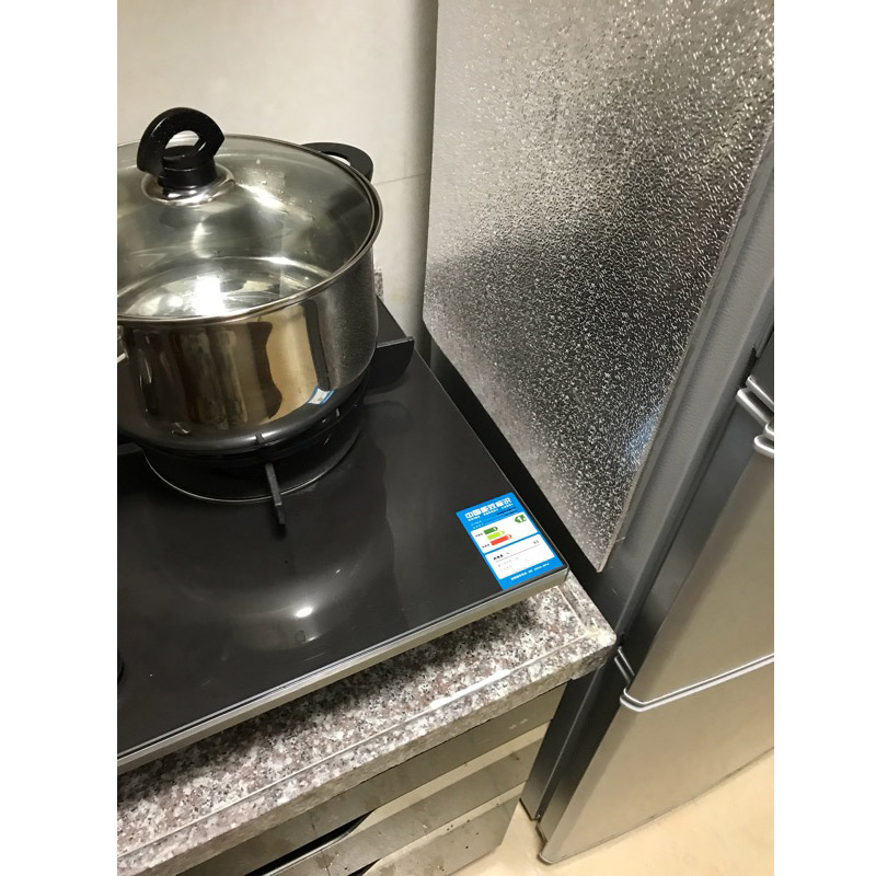 IL frigorifero in Cucina a Gas ad alta temperatura di un Forno di Isolamento termico di una occlusione di Prevenzione dell'Inquinamento da petrolio sicurezza antincendio non è facile da pulire