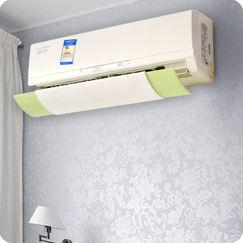 Air conditioning wind wall hanging retaining shield block cover air outlet direction of the central office of general bedroom baffle