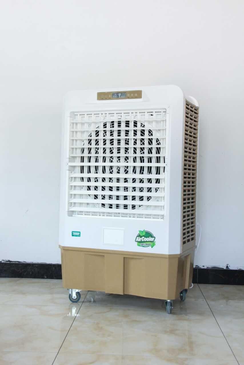 Βιομηχανική ανεμιστήρα QF-70 κινητών ανεμιστήρα φαν των εξατμιστικών εργαστήριο εμπορικό νερό ψύξης, κλιματισμού θαυμαστής τηλεχειριστήριο ευφυή