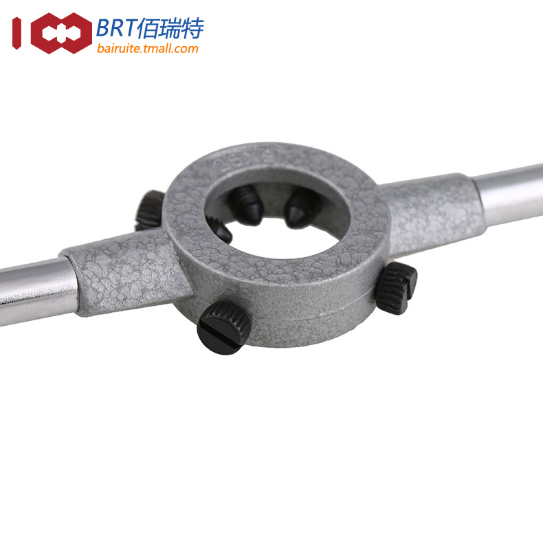 A M2M362017 metric wrench holder zinc alloy hinge hand round tapping tool circular die