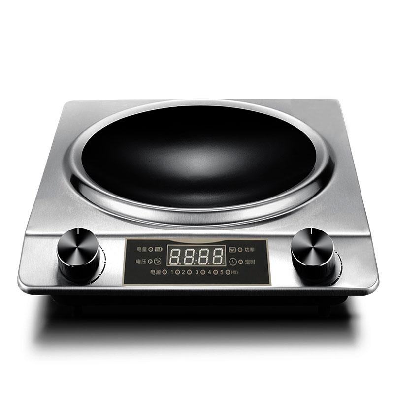 velký výkon 3000w elektromagnetické energie - užitkových elektromagnetické pece pro inteligentní kamen 爆炒 konkávní elektromagnetické pece