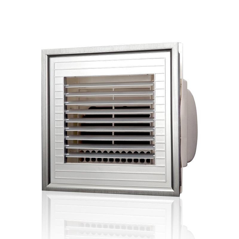 κρύο - ολοκληρωμένη ανώτατο όριο ανεμιστήρα στην κουζίνα του ανεμιστήρα ψύξης πόρπη αλουμινίου κρύο μπάνιο τηλεχειριστήριο εκκρεμές - Φύλλο πιστολάκι