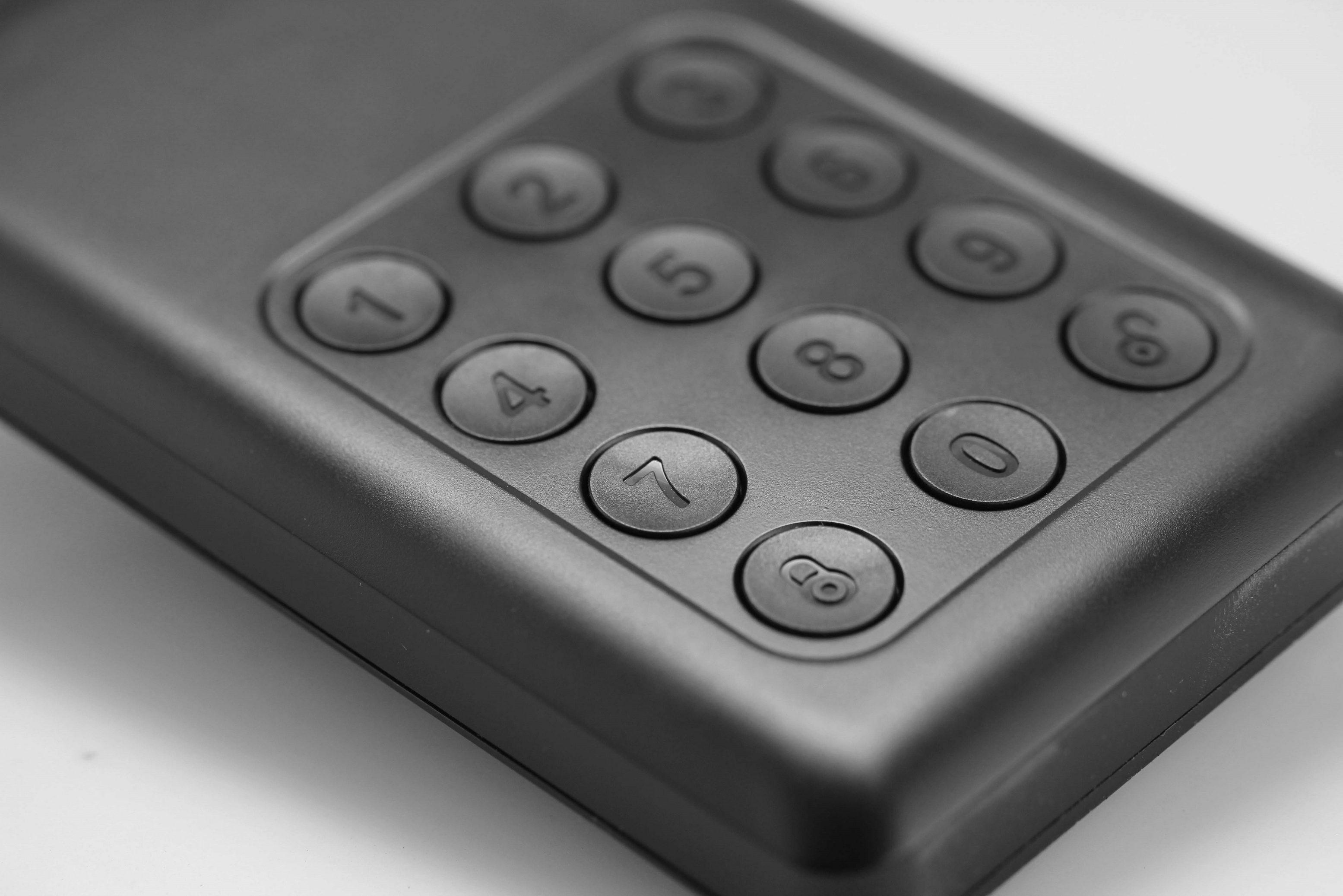 Langke mobile festplatte K3901T von militär - Schlüssel verschlüsselte festplatte Kreative sichere erdbebensichere Paket post