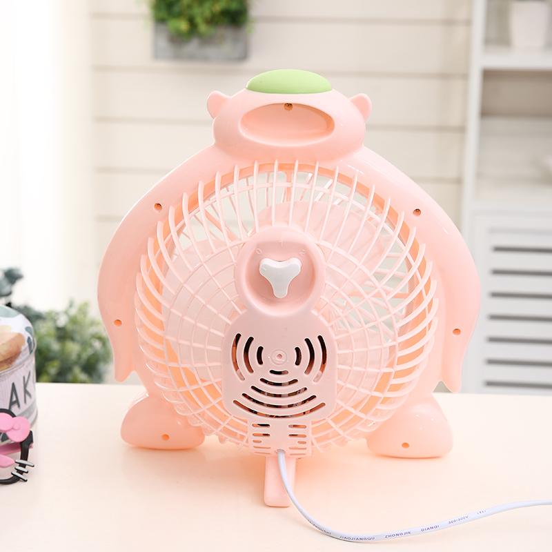 8 inch mini fan, office desk, mute desk, student dormitory, bed fan, portable electric fan