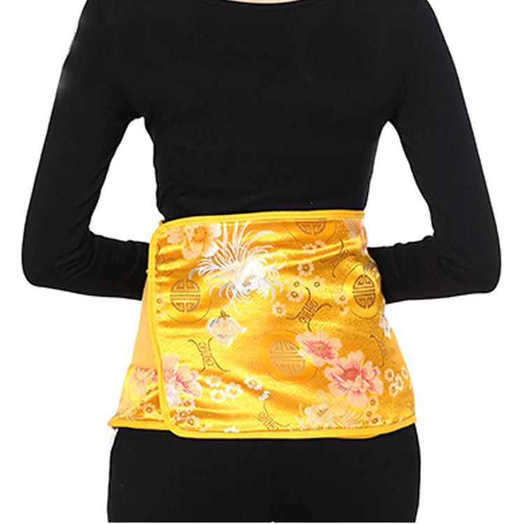 宫寒暖かい宮卵巢バッグベルト疼经調理暖かい宮灸バッグ巾着護腰温湿布を貼って医療電気加熱
