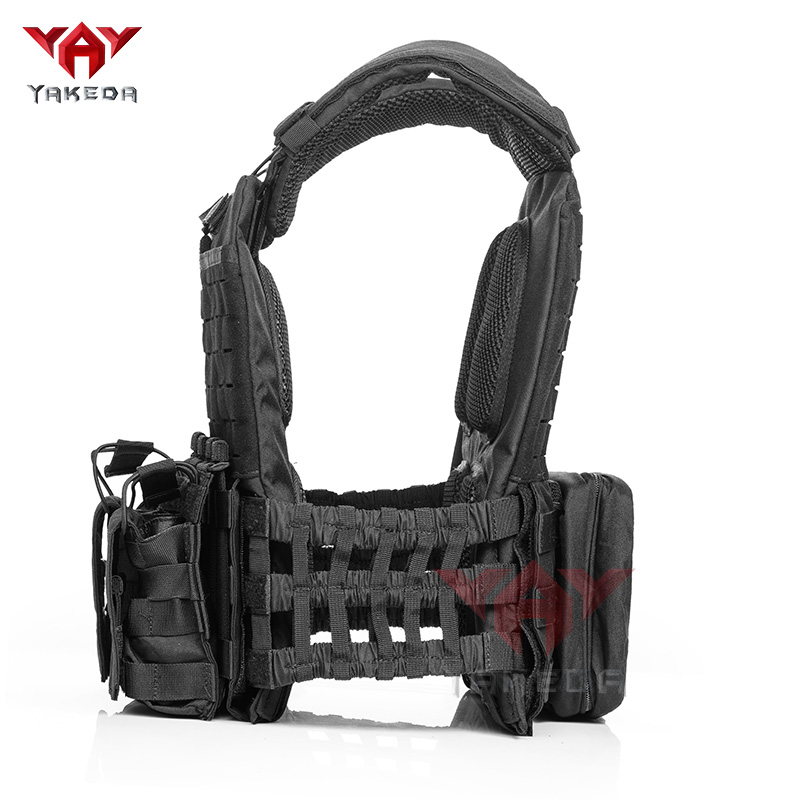 Yakeda multifunctional combat tactical vest vest loaded army fan outdoor equipment military tactical vest vest
