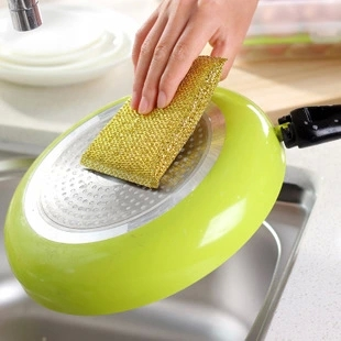 Die Küche von dekontamination stahlwolle schwamm - Magic - nanometer - schwamm abwaschen mikrofasertuch sauberen ball