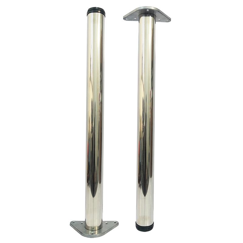 Rong - hardware - Edelstahl - BAR m Möbel schränke und arbeitsplatten eine tragende säule der BEINE und füße, ANPASSUNG DER tabelle anpassen
