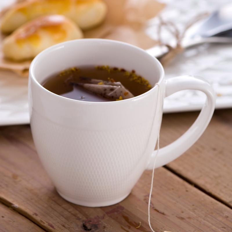 350毫升創意網格馬克杯子陶瓷杯簡約辦公室水杯咖啡杯牛奶杯早餐杯300ml