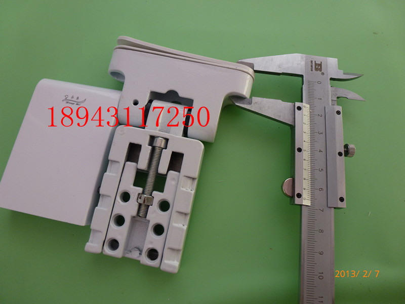 Plastic steel fittings, permanent base brand plastic steel door hinge, weighted adjustable hinge door, weighted adjustable hinge, 10 package mail