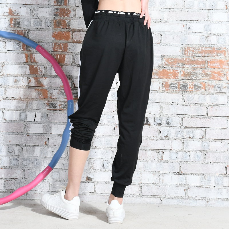 Yoga clothes, big yards, outdoor fitness pants, running sports, leisure tide, women loose, Haren pants