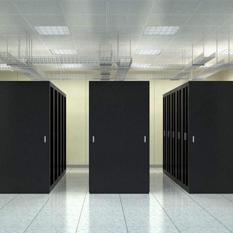 ez a nagy terem a precíziós légkondicionáló őrizetlenül 5p használt távközlési állomás 柜机 alállomás.