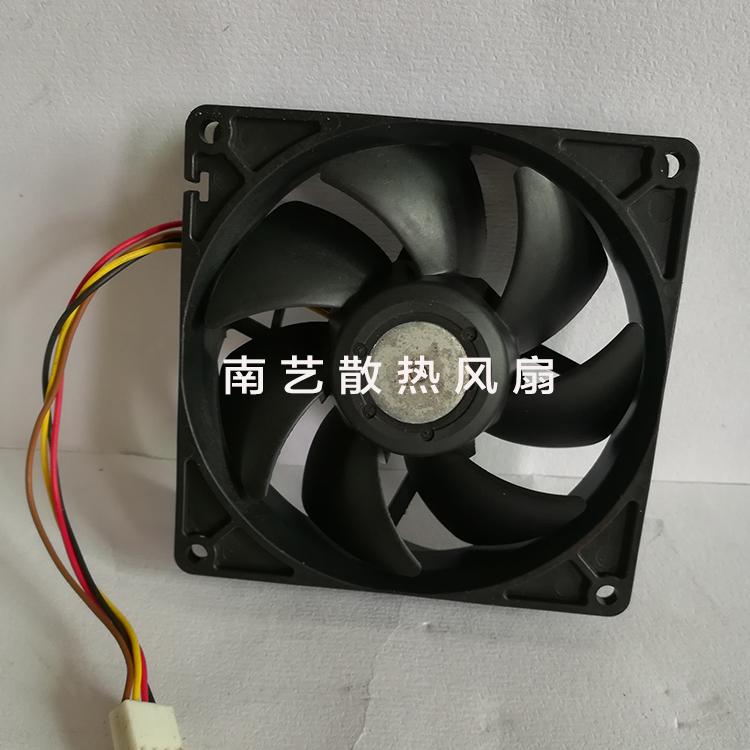 Nidec9CM902512V0.25 المغنطيسى سوبر سايلنت 4 PWM تحكم في درجة الحرارة إبرة حالة مروحة تبريد وحدة المعالجة المركزية