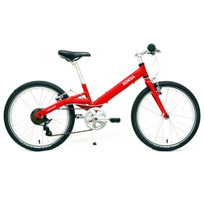 La bicicleta de los niños KOKUA 20 pulgadas de aleación de aluminio, marco LIKEtoBIKE importados de Alemania