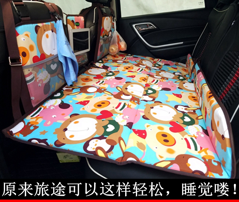 Superstar car inflatable mattress mattress bed bed vehicle rear car car bed ZiJiaYou Travel Bed