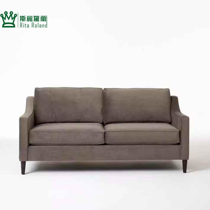 ソファーベッド折りたたみ材の1 . 8メートルペア1 . 5リビング1 . 2欧風洗い張り両用ベッドの小型現代