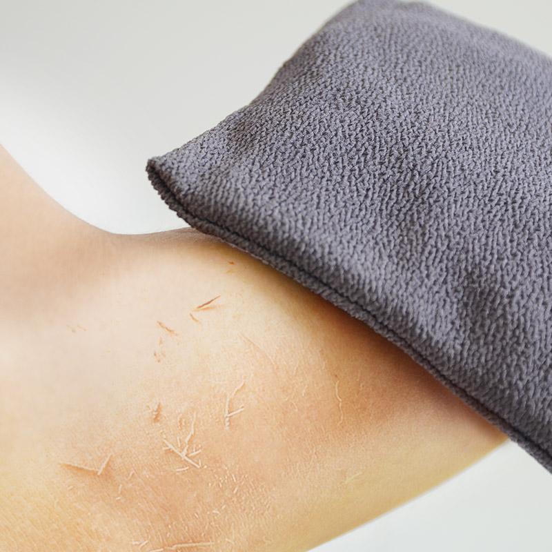 Kobe Bůh umýt ručník ručník silný štěrk rub tlustý zadní rukavice Dvojitý zhušťovací koupel artefakt
