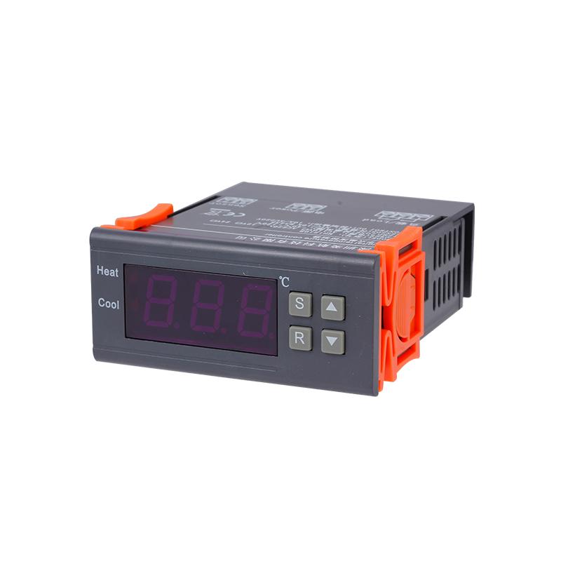 intelligens 数显 szót a termosztát elektronikus irányító meleg hőmérséklet irányító eszköz MH-1210B állítható vezérlő kapcsoló kazán