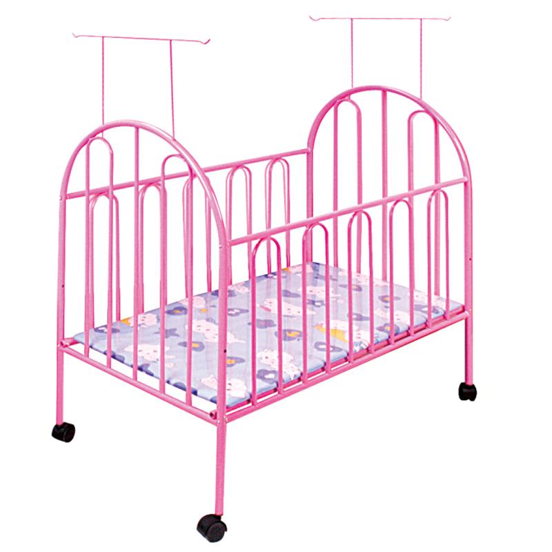 赤ちゃんを持って铁床フープ蚊帳材の環境保護児童ゲーム無味赤ちゃん铁床BB新生児