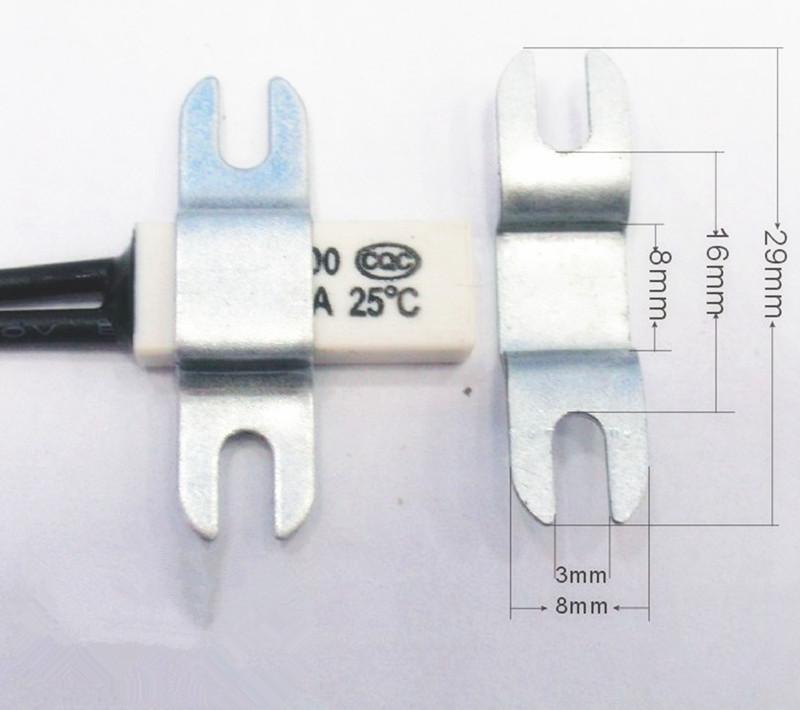 KSD9700 keramické tepelné ochrany, 40 stupňů ~150 stupňů, který normálně zavřené 10A/250V příliš spínač teploty / typ